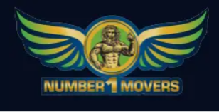 logo of Number 1 Movers