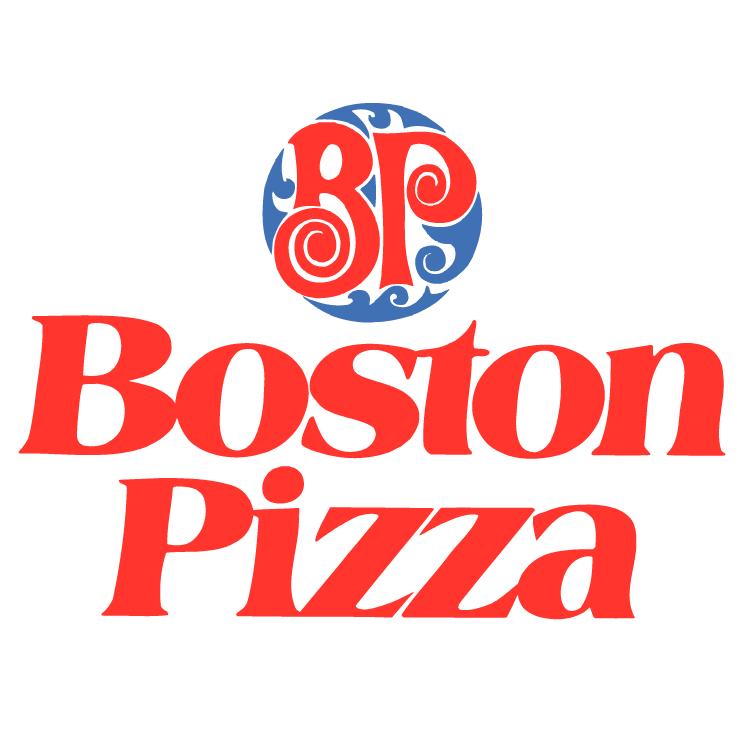 logo of Boston Pizza